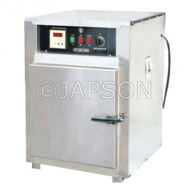Oven, Hot Air, Memmert Type, Stainless Steel Outer and Inner, Digital Controller with Fan