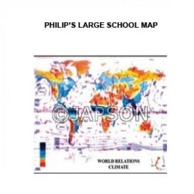 Philip School Map