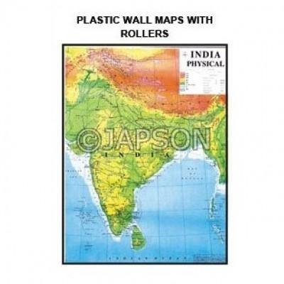 Plastic Wall Maps