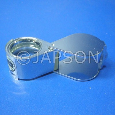 Pocket/Folding Magnifier, All metal