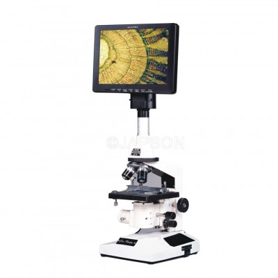 Projection Microscope with LCD Screen