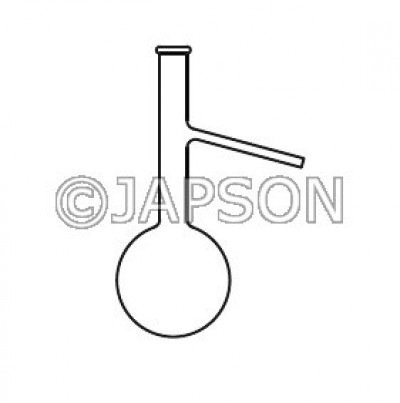Quartz Distillation Flasks
