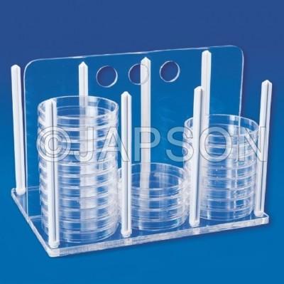 Racks For Petri Dishes