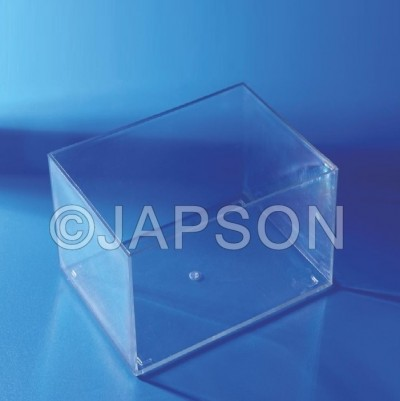 Rectangular Jar, Plastic