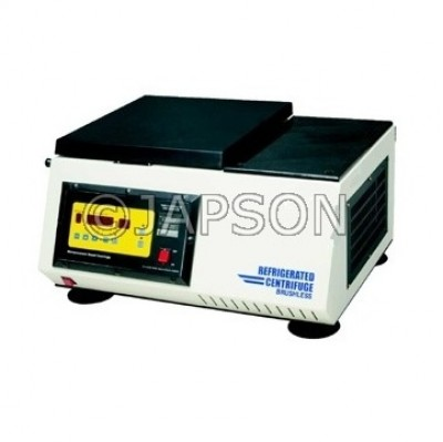 Refrigerated Centrifuge, High Speed (Brushless Motors, Microprocessor based), 20000 rpm