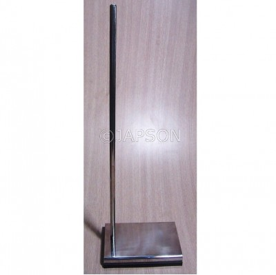 Retort Stand, Stainless Steel