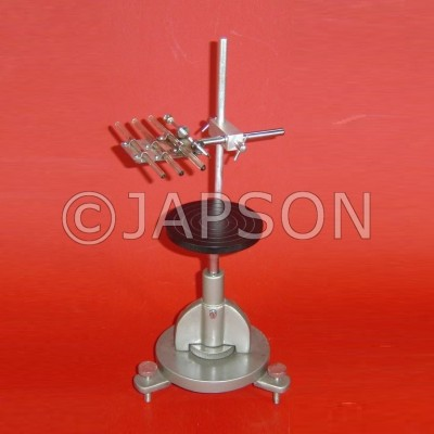 Rising Table with Capillary Tube Clamp