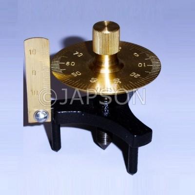 Spherometer-Disc Type