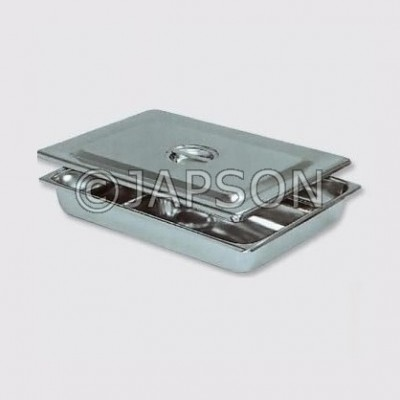 Surgical Trays, Stainless Steel