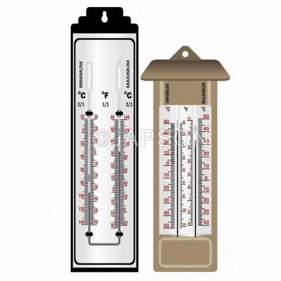 Thermometer, Maximum & Minimum