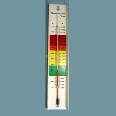 Tobacco Barn Thermometer