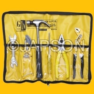 Tool Kit, 6 Items