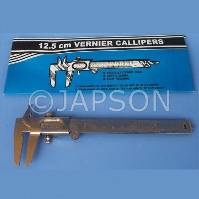 Vernier Caliper, Stainless Steel