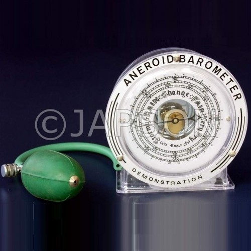 Aneroid Barometer, Demonstration Type
