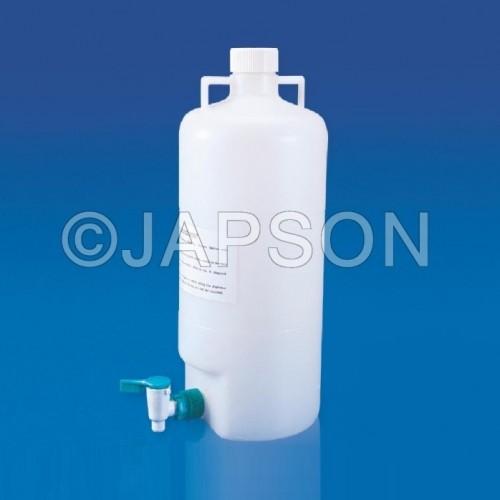 Aspirator Bottle, PP