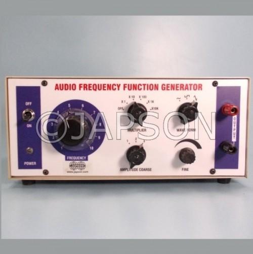 Audio Signal Generator, (AF Oscillator)