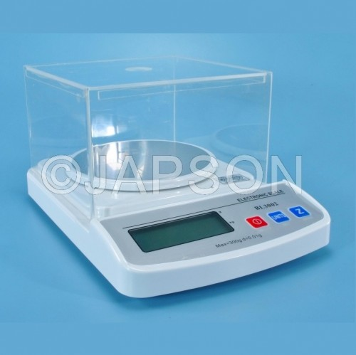 Balance, Electronic Balance With Adapter 0.01-300gm