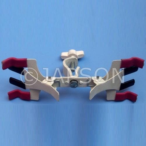 Retort Clamp Double, Fisher Type, Regular