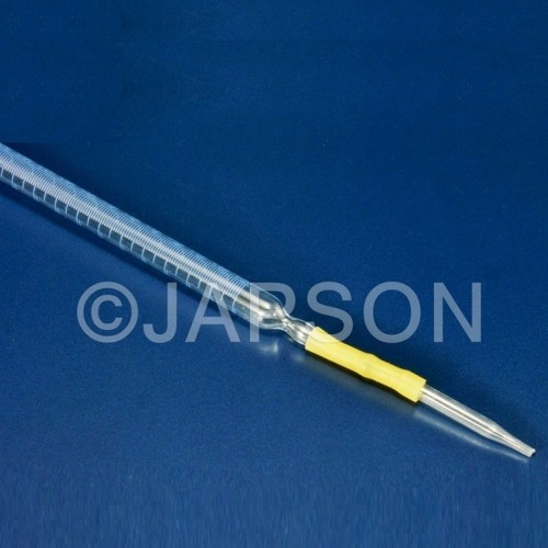 Burette, Pinch Bead