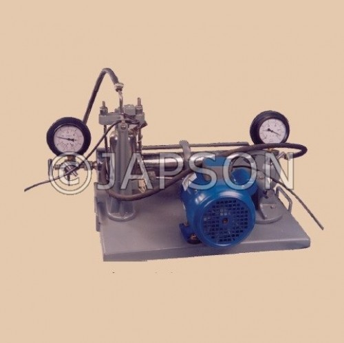 Catalytic Hydrogenation Apparatus