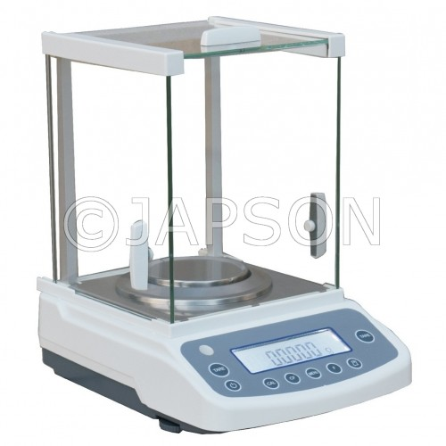 Digital Basic Analytical Balance, Internal Calibration