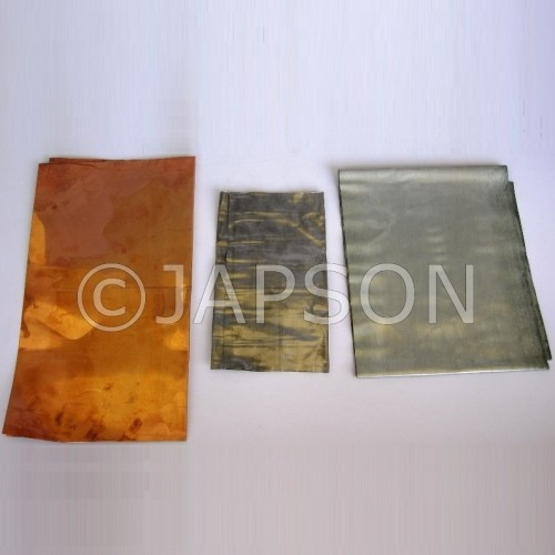 Foil, Metal (Zinc/Copper/Lead)