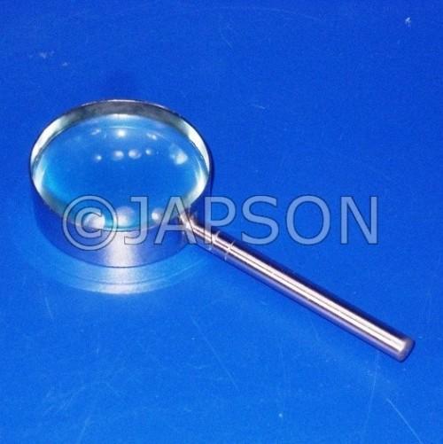 Hand Lens/Magnifier All Metal