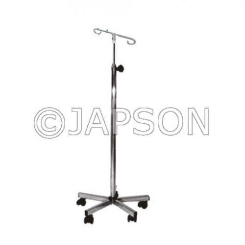 IV Stand, Stainless Steel, Type 2