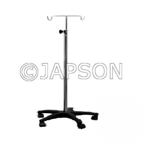 IV Stand, Stainless Steel, Type 1