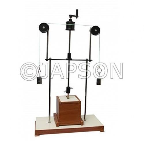 Joule's Mechanical Heat Experiment Apparatus