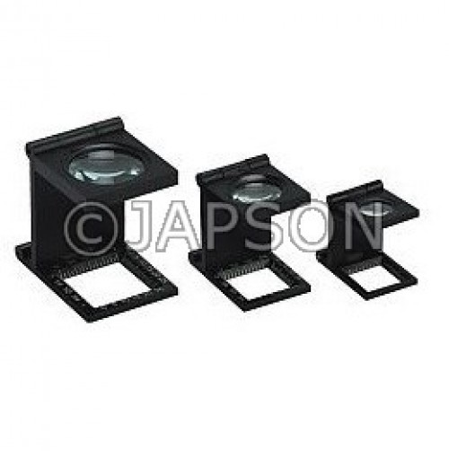 Linen Tester - Magnifier with Stand