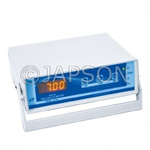 Digital pH Meter, Manual