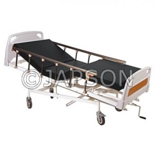 Manual ICU Bed - Deluxe Model