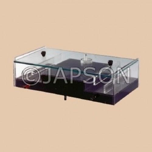 Paper Strip Electrophoresis Apparatus, Horizontal Model