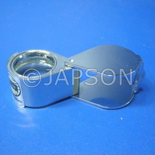 Pocket/Folding Magnifier, All metal