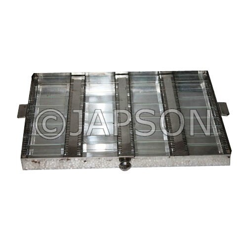 Slide Tray, Stainless Steel