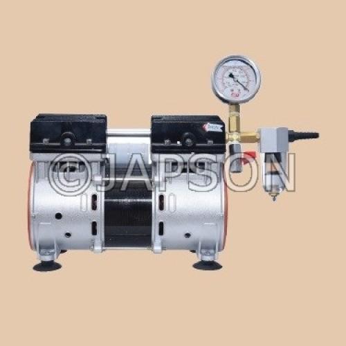 Vacuum Pump, Piston Type, Oil Free
