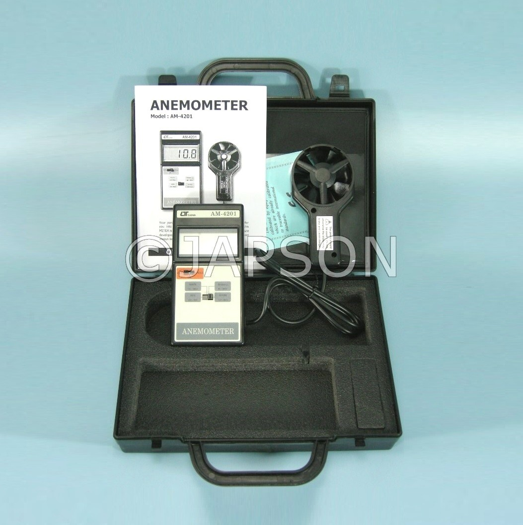 Advanced Anemometer