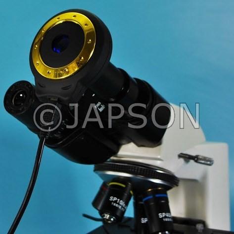 Microscope Eye Piece Camera